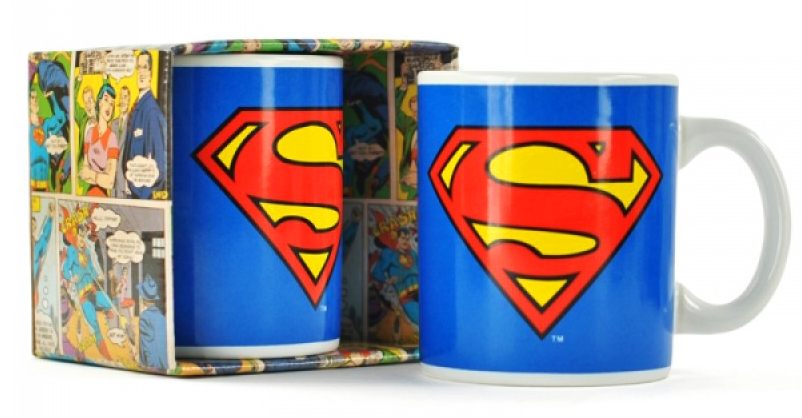 Mugg Superman (Stålmannen)