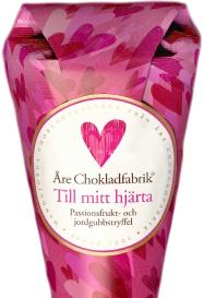 Till Mitt Hjärta - Choklad från Åre Chokladfabrik