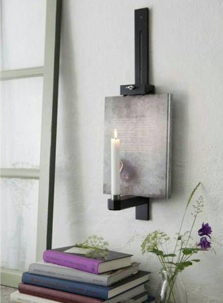 Vägglampett, svart - Id Ernst Kirchsteiger • Pryloteket