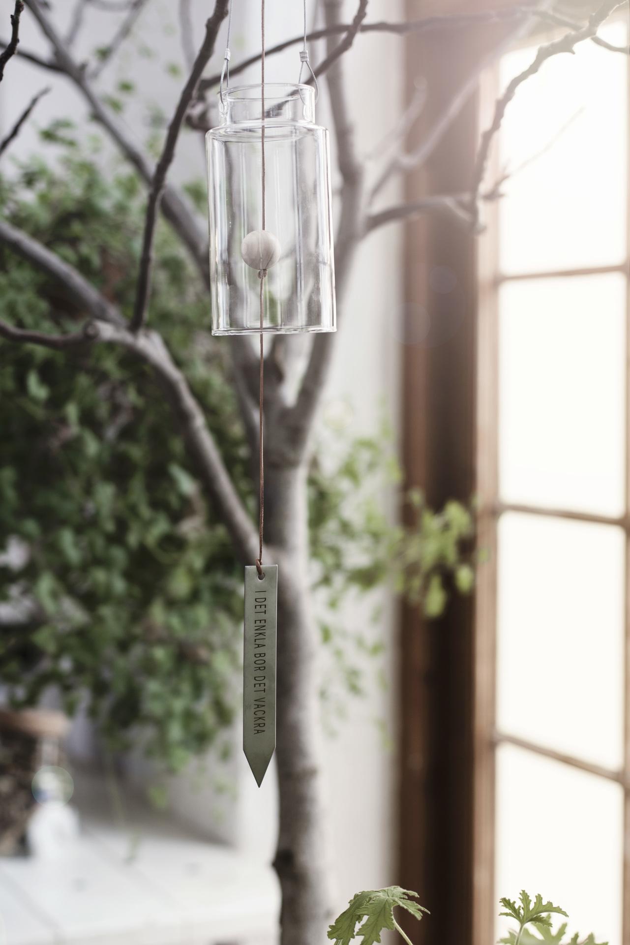 Vindspel (glas) - Ernst Kirchsteiger • Pryloteket