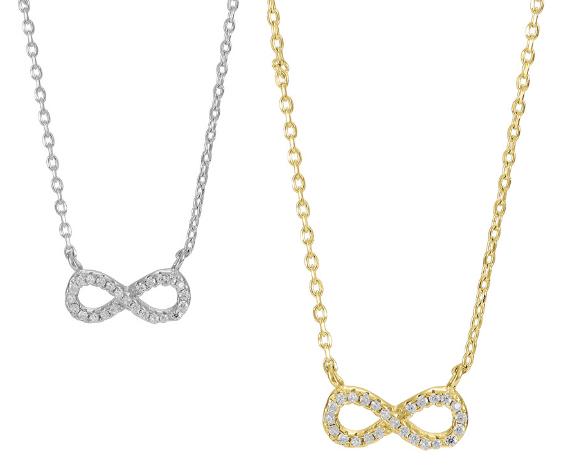Halsband Agnanor Infinity - Nordahl Jewellery