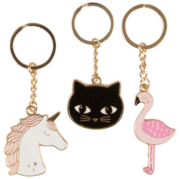 Nyckelring (Katt)