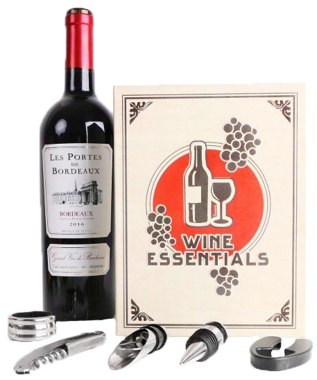 Book Wine Kit • Pryloteket