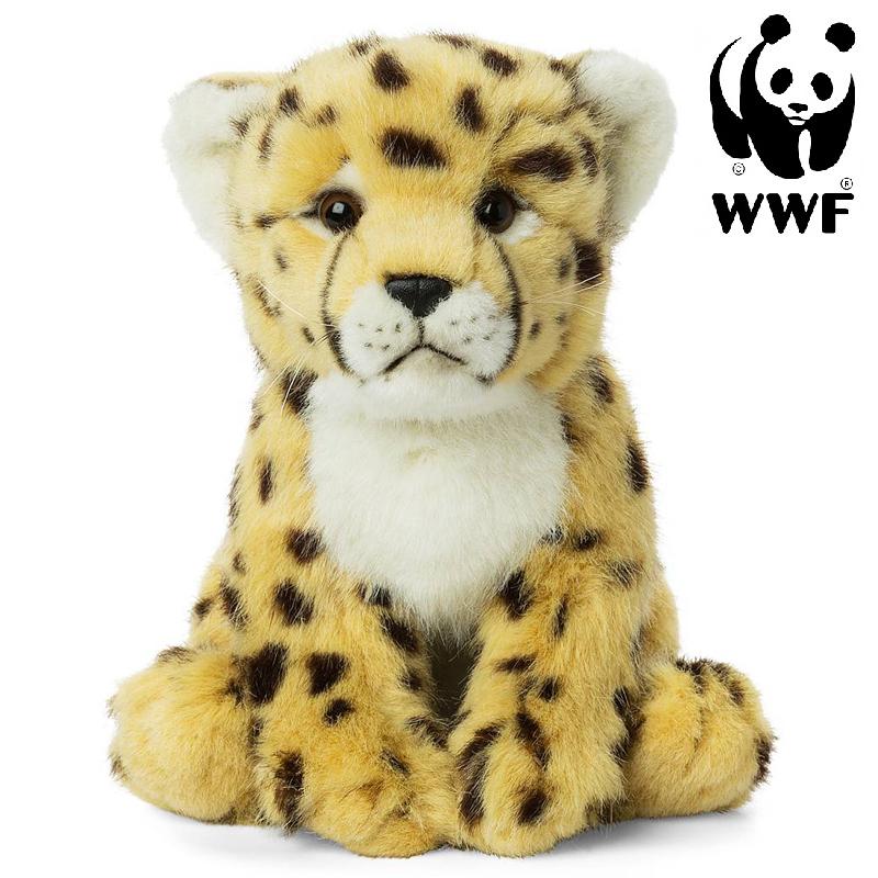 Gepard - WWF (Världsnaturfonden) • Pryloteket