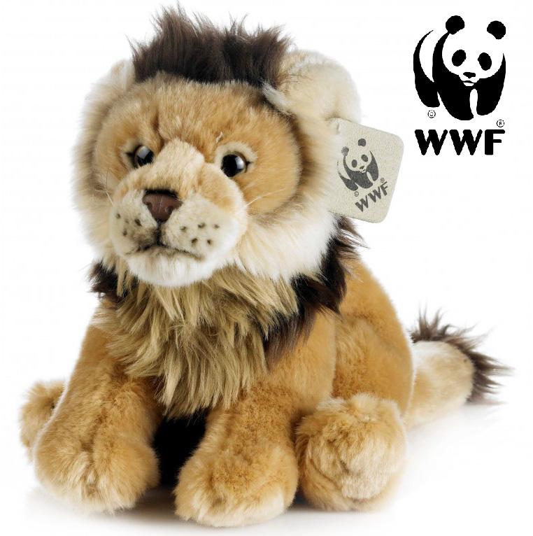 Lejon - WWF (Världsnaturfonden) • Pryloteket